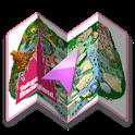 攻略なび - 東京ディズニーランド icon