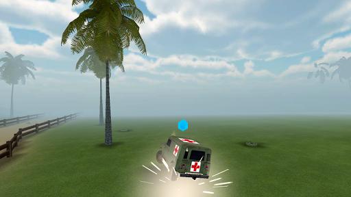 無料赛车游戏Appの4x4のオフロード救急車のゲーム|記事Game