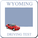 Wyoming Driving Test icon