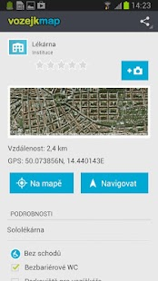 VozejkMap- screenshot thumbnail