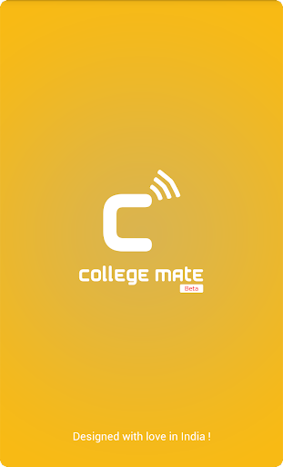 CollegeMate - Be Connected
