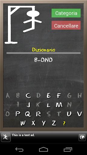 玩拼字App|イタリア語でハングマン免費|APP試玩