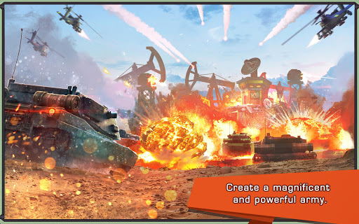 Iron Desert - Fire Storm 5.6 screenshots 11