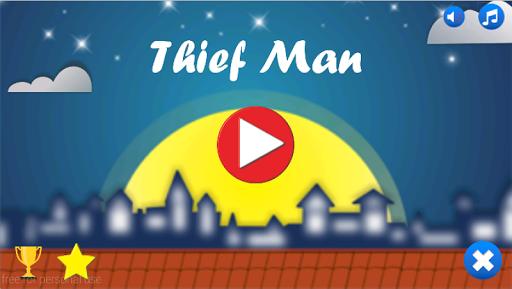Thief Man Jump