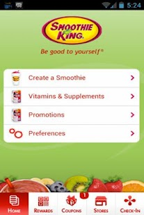My Smoothie - screenshot thumbnail