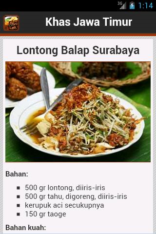 Resep Jawa Timur Resep Jawa Timur Resep Jawa Timur