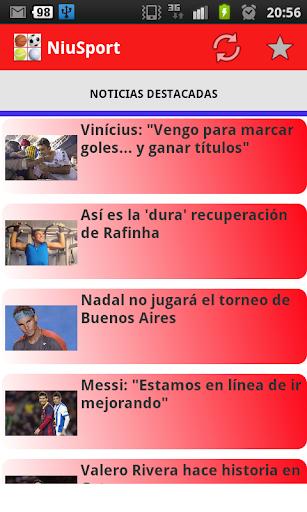 Noticias Deportivas España NS