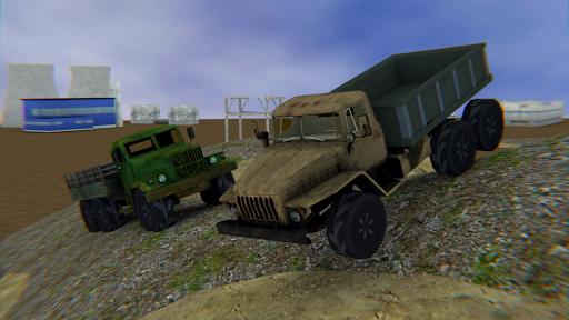 Russian Truck Driver 3D