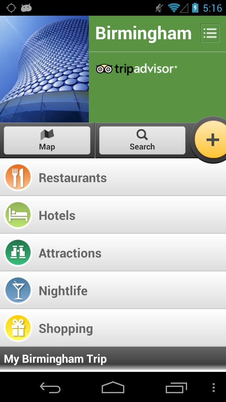 Birmingham City Guide screenshot #1
