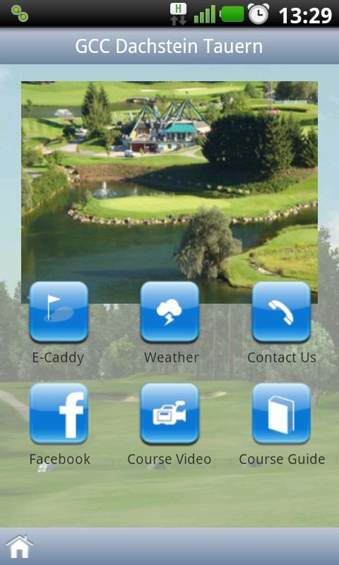 Schladming Golf- screenshot