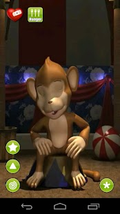 Talking Monkey- screenshot thumbnail