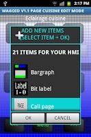 Screenshot of WagoID 1.1