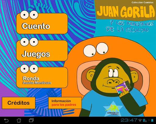 Juan Gorila y los monstruos