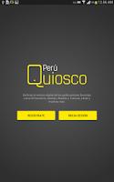 Screenshot of PerúQuiosco