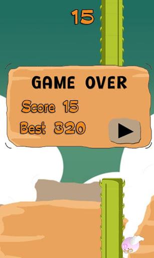 【免費冒險App】Flappy Pigypigy Fly 1000 +-APP點子