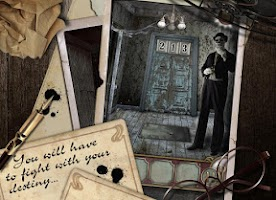 Screenshot of Escape the Mansion