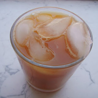 Orange Kombucha