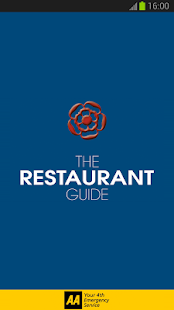 2013 AA Restaurant Guide - screenshot thumbnail