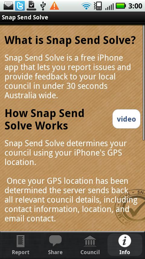 Snap Send Solve - screenshot