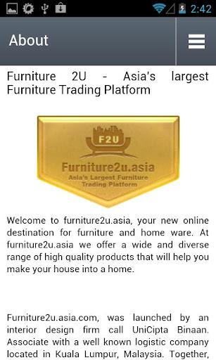 Furniture2u