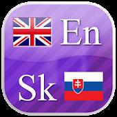 English - Slovak flashcards