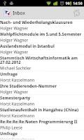 Screenshot of WAKiMail