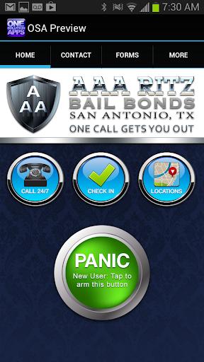 AAA Ritz Bail