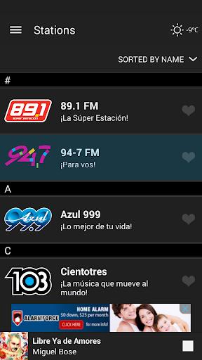 Radios CRC
