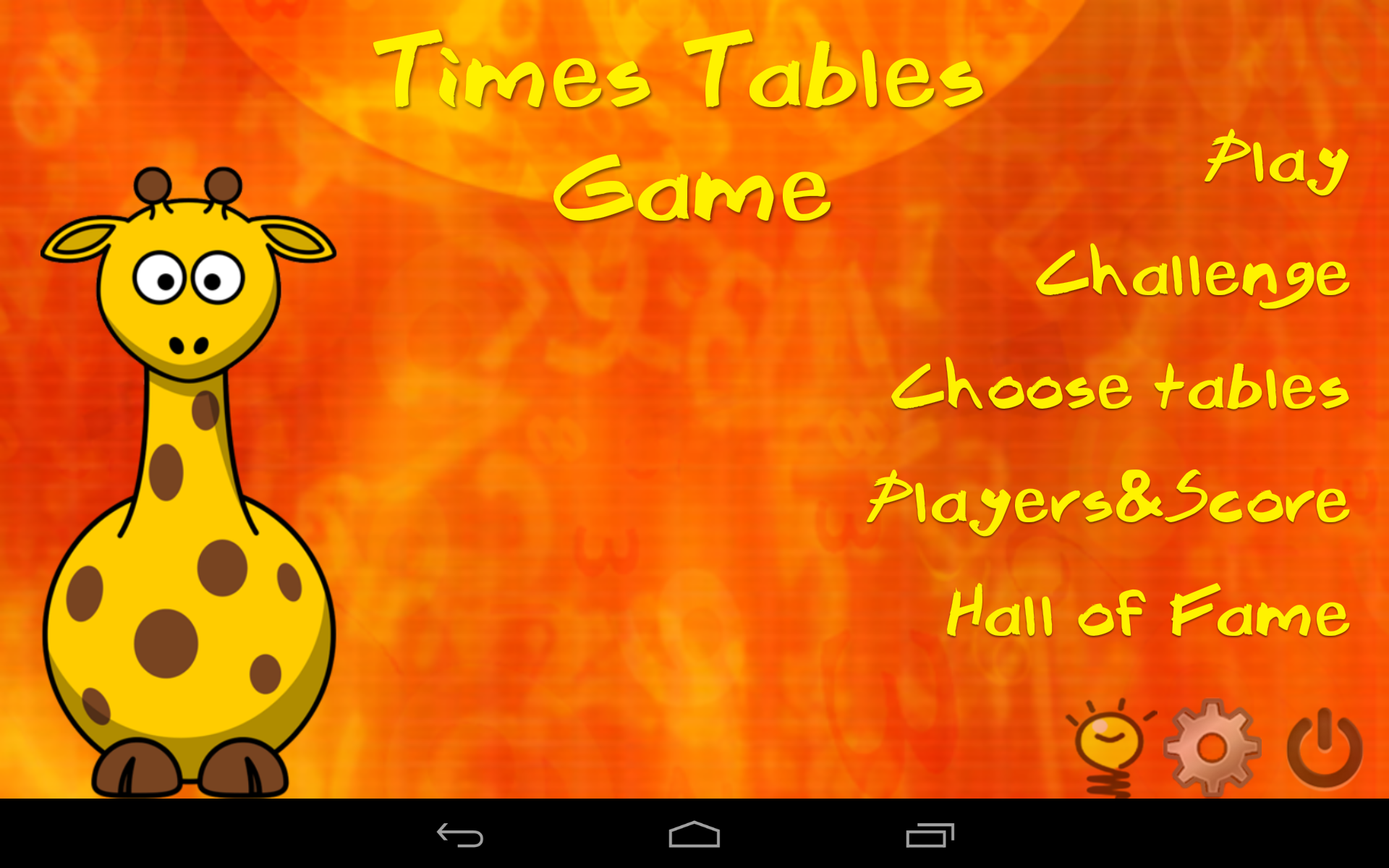 Times Tables Game screenshot #22