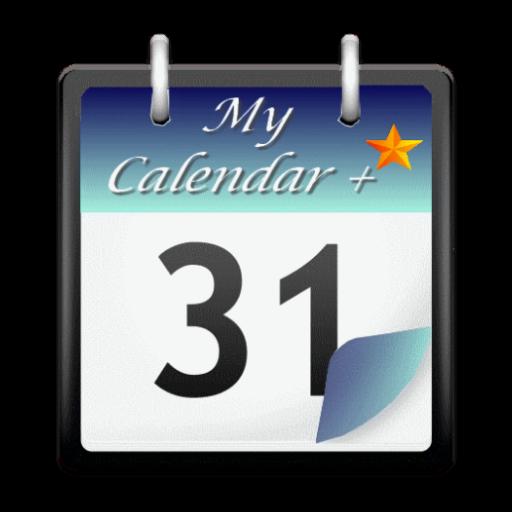 Calendar App Logo : My calendar plus【生產應用app玩免費】 app點子