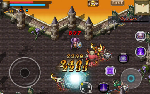 Aurum Blade EX 1.0.2 screenshots 6
