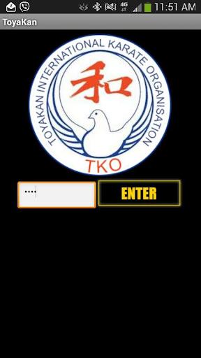 ToyaKan International Karate