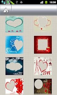 Photo Cards - Valentine's day Screenshot 2