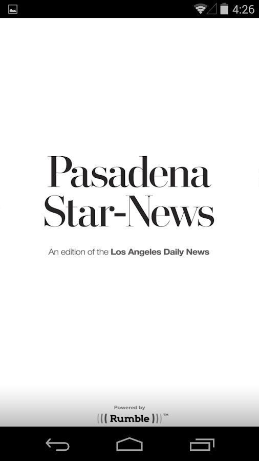 Pasadena Star-News- screenshot