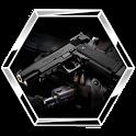 Cool Gun Puzzle logo