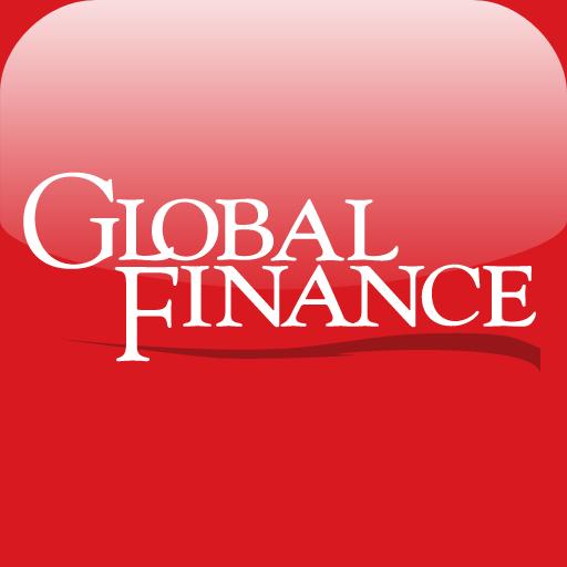 Global Finance Magazine LOGO-APP點子