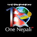 One Nepali logo