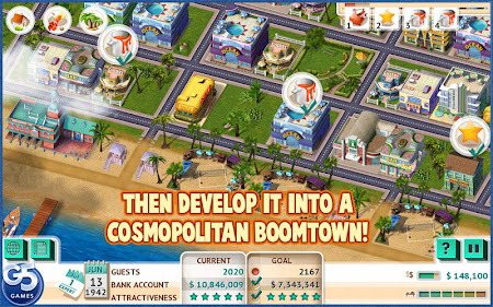 Build It! Miami Beach Resort 1.1 screenshot 154721