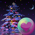 Magical Christmas HD Wallpaper icon