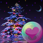 Magical Christmas HD Wallpaper