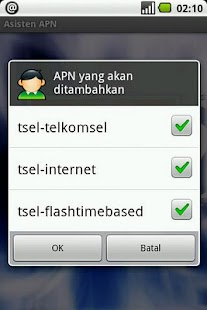 Asisten APN (beta) - screenshot thumbnail