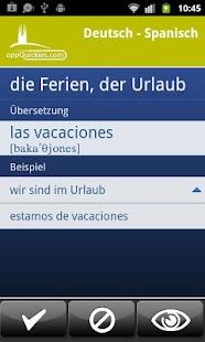 SPANISCH Holiday Check | GW- screenshot thumbnail