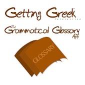 Getting Greek Grammar Glossary