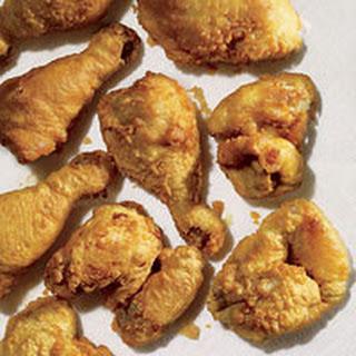 Beer-Battered Fried Chicken.