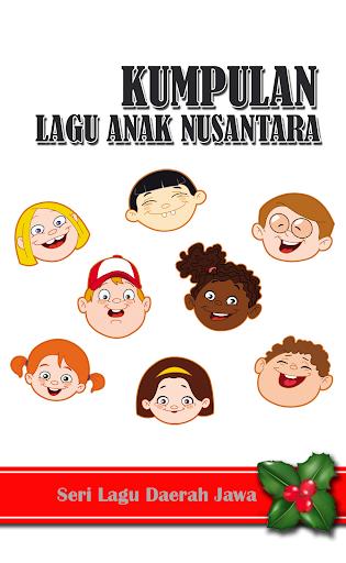Lagu-Lagu Anak Bahasa Jawa