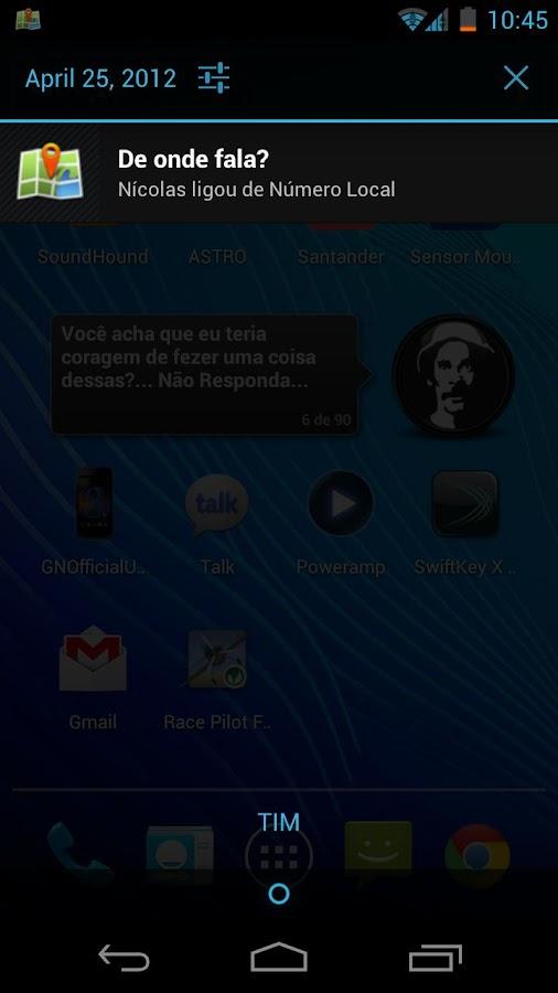 De Onde Fala? (DDD da Ligação)- screenshot