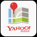 Yahoo!地図 ナビ、雨雲、混雑レーダーが使える無料マップ