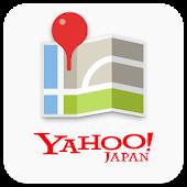 Yahoo!地図 無料でナビ、雨雲、台風予報が使えるマップ