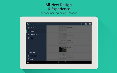 CamScanner(License)PDF Creator - screenshot thumbnail