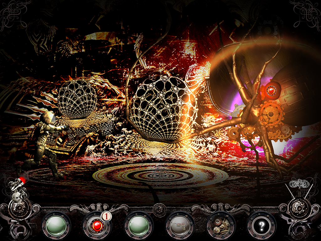 Steampunker - Tablet Edition- screenshot